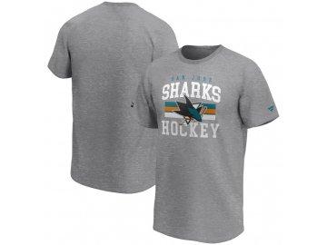 Tričko San Jose Sharks Iconic Dynasty Graphic