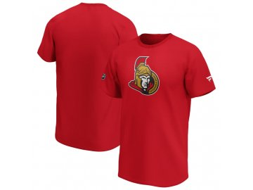 Tričko Ottawa Senators Iconic Primary Colour Logo Graphic