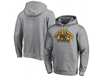 Mikina Boston Bruins Iconic Secondary Colour Logo Graphic