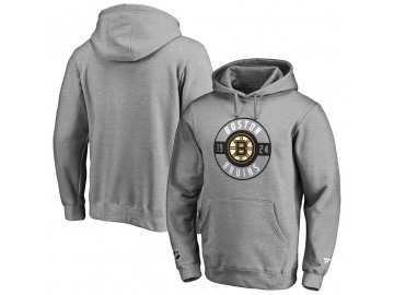 Mikina Boston Bruins Iconic Circle Start Graphic