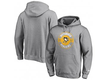 Mikina Pittsburgh Penguins Iconic Circle Start Graphic