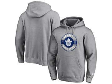 Mikina Toronto Maple Leafs Iconic Circle Start Graphic