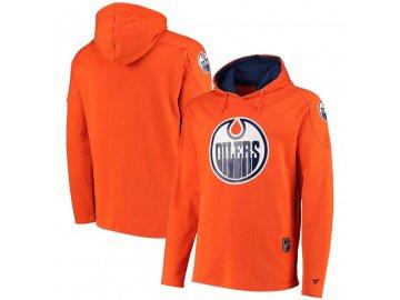 Mikina Edmonton Oilers Iconic Franchise Overhead