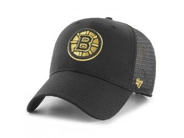 Kšiltovka Boston Bruins Branson Metallic '47 MVP
