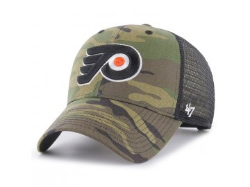 Kšiltovka Philadelphia Flyers Camo Branson '47 MVP