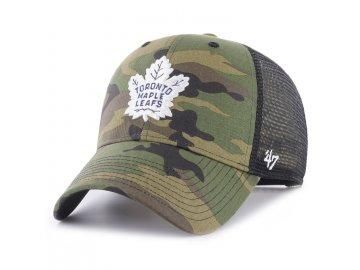 Kšiltovka Toronto Maple Leafs Camo Branson '47 MVP