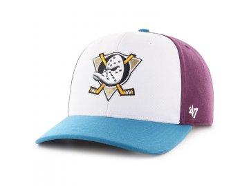 Kšiltovka Anaheim Ducks Replica Cold Zone '47 MVP DP