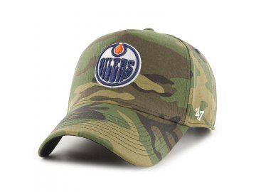 Kšiltovka Edmonton Oilers Grove Snapback '47 MVP DT