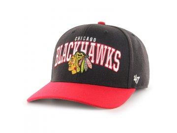 Kšiltovka Chicago Blackhawks McCaw '47 MVP DP