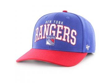 Kšiltovka New York Rangers McCaw '47 MVP DP