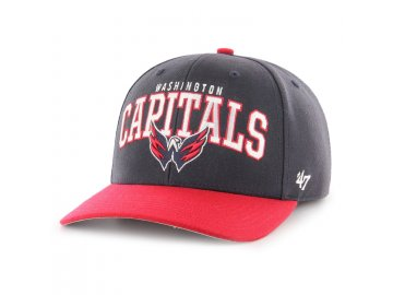 Kšiltovka Washington Capitals McCaw '47 MVP DP
