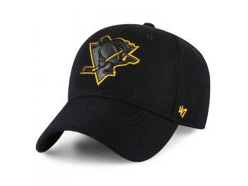 Kšiltovka Pittsburgh Penguins  '47 MVP SNAPBACK