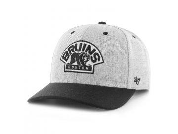 Kšiltovka Boston Bruins Storm Cloud TT '47 MVP DP