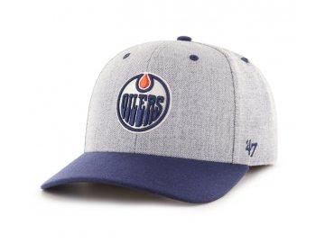 Kšiltovka Edmonton Oilers Storm Cloud TT '47 MVP DP