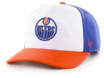 Kšiltovka Edmonton Oilers Replica Cold Zone '47 MVP DP