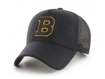 Kšiltovka Boston Bruins Chain Link Mesh '47 MVP DT