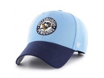 Kšiltovka Pittsburgh Penguins Two Tone '47 MVP Vintage