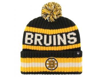 Zimní čepice Boston Bruins Bering '47 CUFF KNIT
