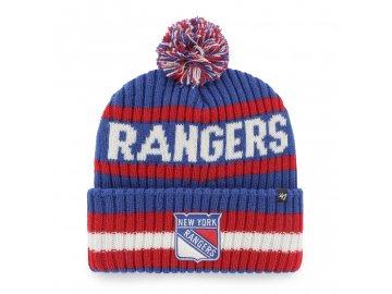 Zimní čepice New York Rangers Bering '47 CUFF KNIT