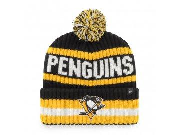 Zimní čepice Pittsburgh Penguins Bering '47 CUFF KNIT