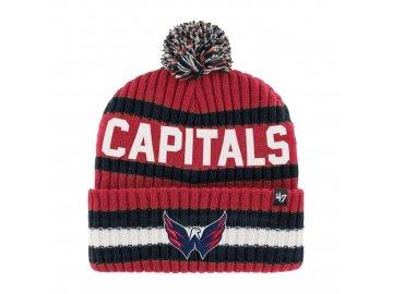 Zimní čepice Washington Capitals Bering '47 CUFF KNIT