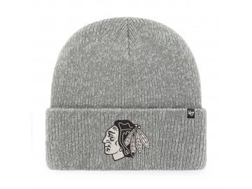Zimní čepice Chicago Blackhawks Brain Freeze '47 CUFF KNIT