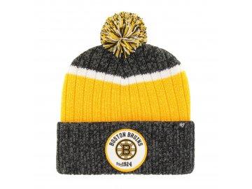 Zimní čepice Boston Bruins Holcomb '47 CUFF KNIT