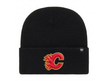 Zimní čepice Calgary Flames Haymaker '47 CUFF KNIT