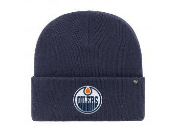 Zimní čepice Edmonton Oilers Haymaker '47 CUFF KNIT