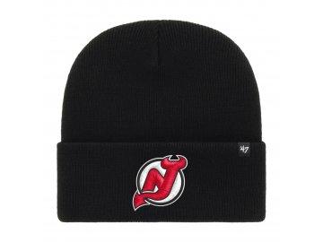 Zimní čepice New Jersey Devils Haymaker '47 CUFF KNIT
