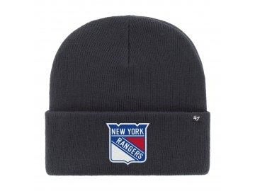 Zimní čepice New York Rangers Haymaker '47 CUFF KNIT