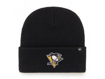 Zimní čepice Pittsburgh Penguins Haymaker '47 CUFF KNIT