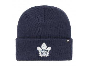 Zimní čepice Toronto Maple Leafs Haymaker '47 CUFF KNIT