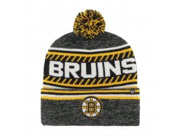 Zimní čepice Boston Bruins Ice Cap '47 CUFF KNIT