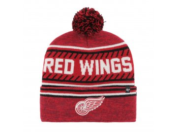 Zimní čepice Detroit Red Wings Ice Cap '47 CUFF KNIT