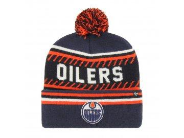 Zimní čepice Edmonton Oilers Ice Cap '47 CUFF KNIT