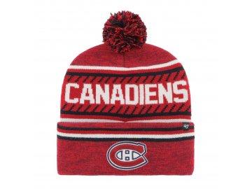 Zimní čepice Montreal Canadiens Ice Cap '47 CUFF KNIT