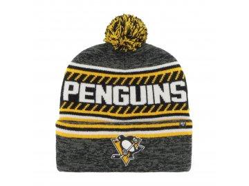 Zimní čepice Pittsburgh Penguins Ice Cap '47 CUFF KNIT
