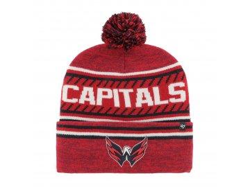 Zimní čepice Washington Capitals Ice Cap '47 CUFF KNIT