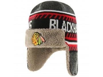 Zimní čepice Chicago Blackhawks Ice Cap '47 KNIT