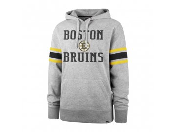 Mikina Boston Bruins Double Block '47 Sleeve Stripe Hood
