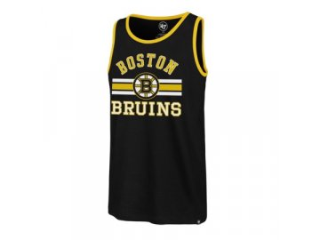 Tričko Boston Bruins Team Edge '47 SUPER RIVAL Tank