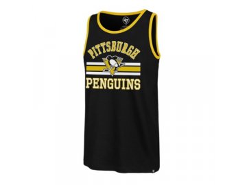 Tričko Pittsburgh Penguins Team Edge '47 SUPER RIVAL Tank
