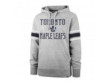 Mikina Toronto Maple Leafs Double Block '47 Sleeve Stripe Hood