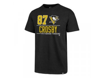 Tričko Sidney Crosby Pittsburgh Penguins  '47 CLUB Player Tee