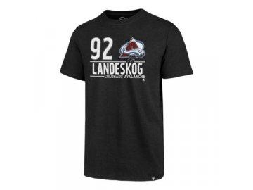 Tričko Gabriel Landeskog Colorado Avalanche  '47 CLUB Player Tee