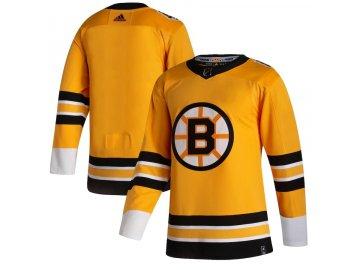 Dres Boston Bruins Adidas adizero Reverse Retro Authentic 2020/2021