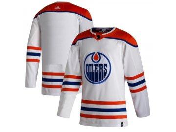 Dres Edmonton Oilers Adidas adizero Reverse Retro Authentic 2020/2021