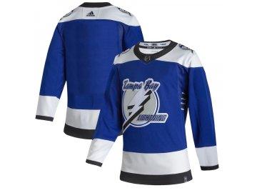 Dres Tampa Bay Lightning Adidas adizero Reverse Retro Authentic 2020/2021