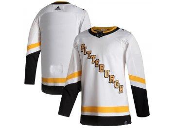 Dres Pittsburgh Penguins Adidas adizero Reverse Retro Authentic 2020/2021